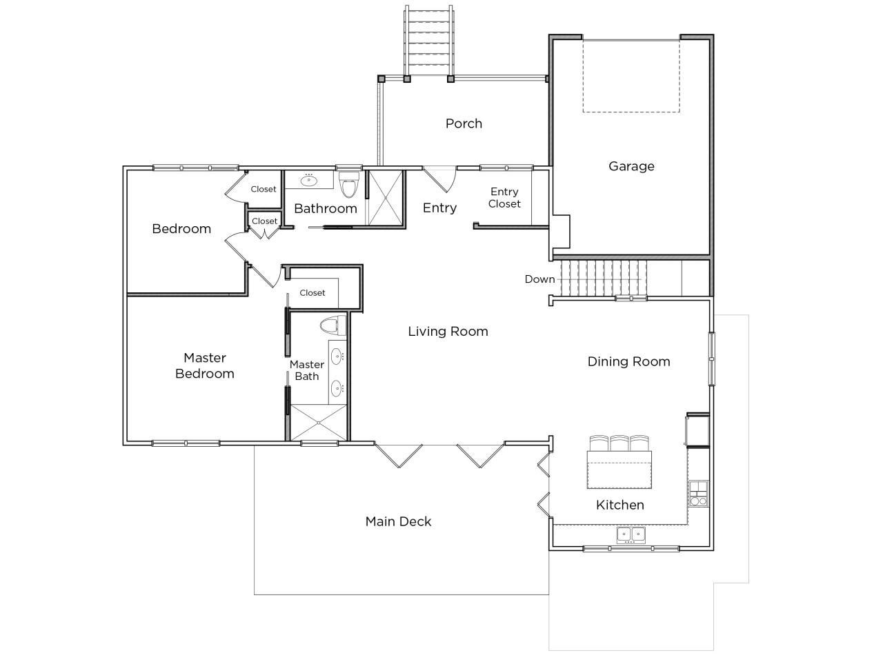 Home Improvement Tv Show Floor Plan