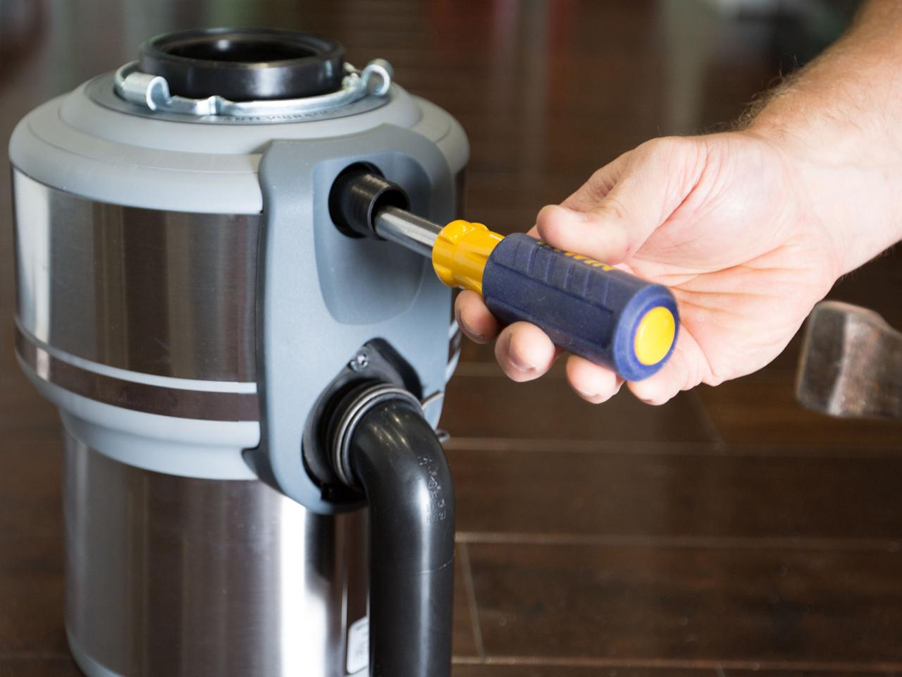 How To Install A Garbage Disposal How Tos Diy