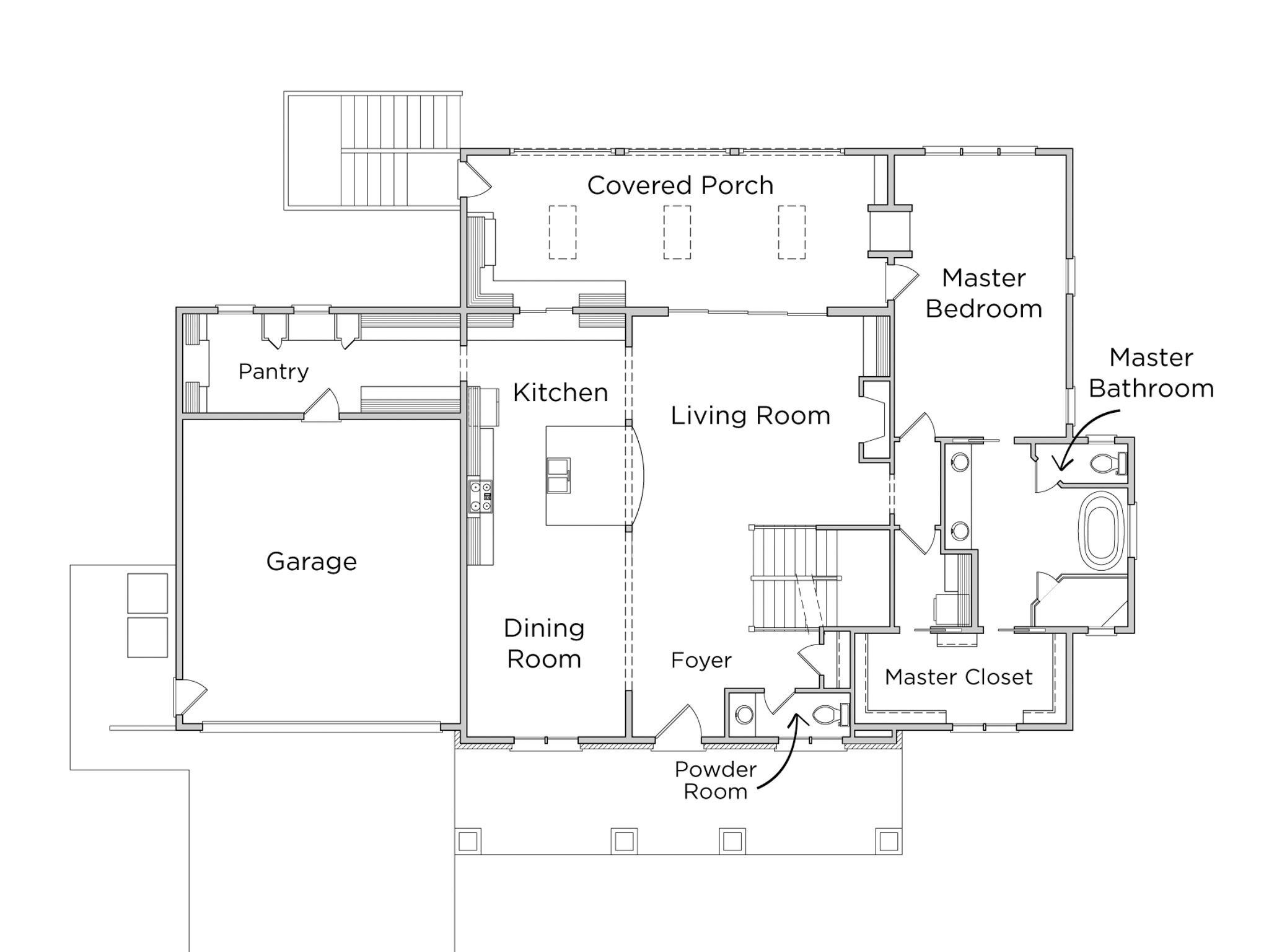 beautiful smart house plans #4: Basement Floor