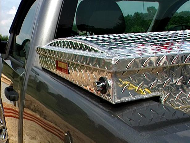 Owens Extreme Truck Tool Box Video Diy