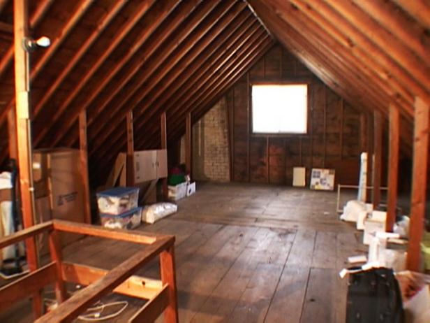 Attic Suite Video Diy