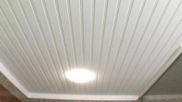 installing a beadboard ceiling - Beadboard Ceiling