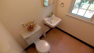 Bathroom Makeovers Videos bathroom makeover ideas, pictures & videos | hgtv