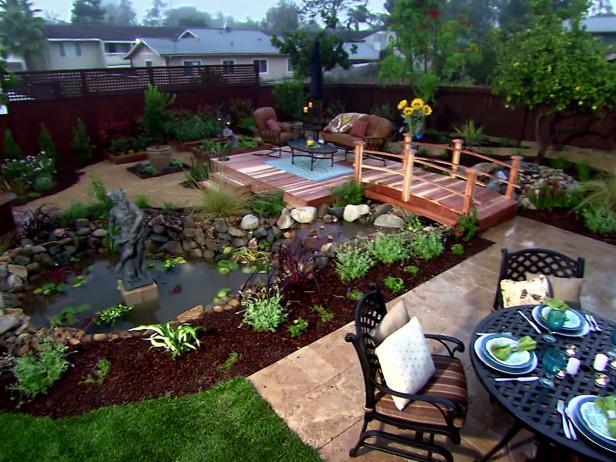 Diy Backyard Makeover Ideas eight backyard makeovers from diy networks yard crashers Yard Crashers Backyards Reimagined