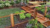 Install a Hog Wire Fence