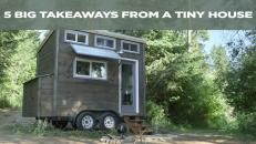 Tiny House Big Living DIY - Couple takes tiny house big adventure