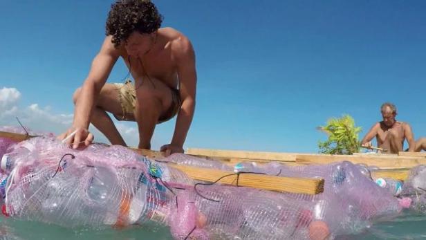 Building Bottle Island Video