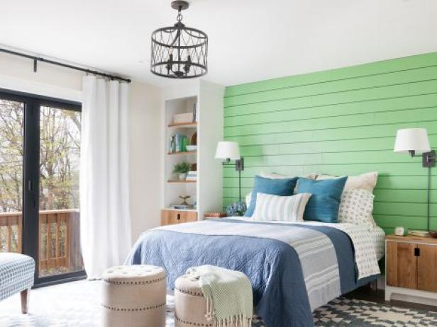 hgtv green bedrooms blue and green master bedroom video diy