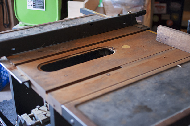 How To Rehab An Old Table Saw DIY Network Blog Made
