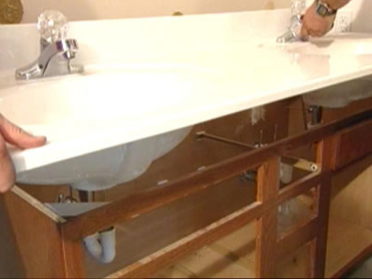 How To Demolish A Bathroom Howtos DIY - Diy bathroom renovation steps