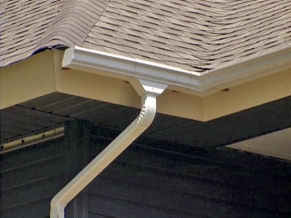 Advice on gutters and downspouts diy gutters and downspouts are important part of roof solutioingenieria Choice Image