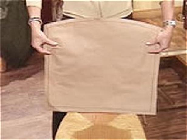 Charmant Make Paper Template To Use As Slipcover Pattern