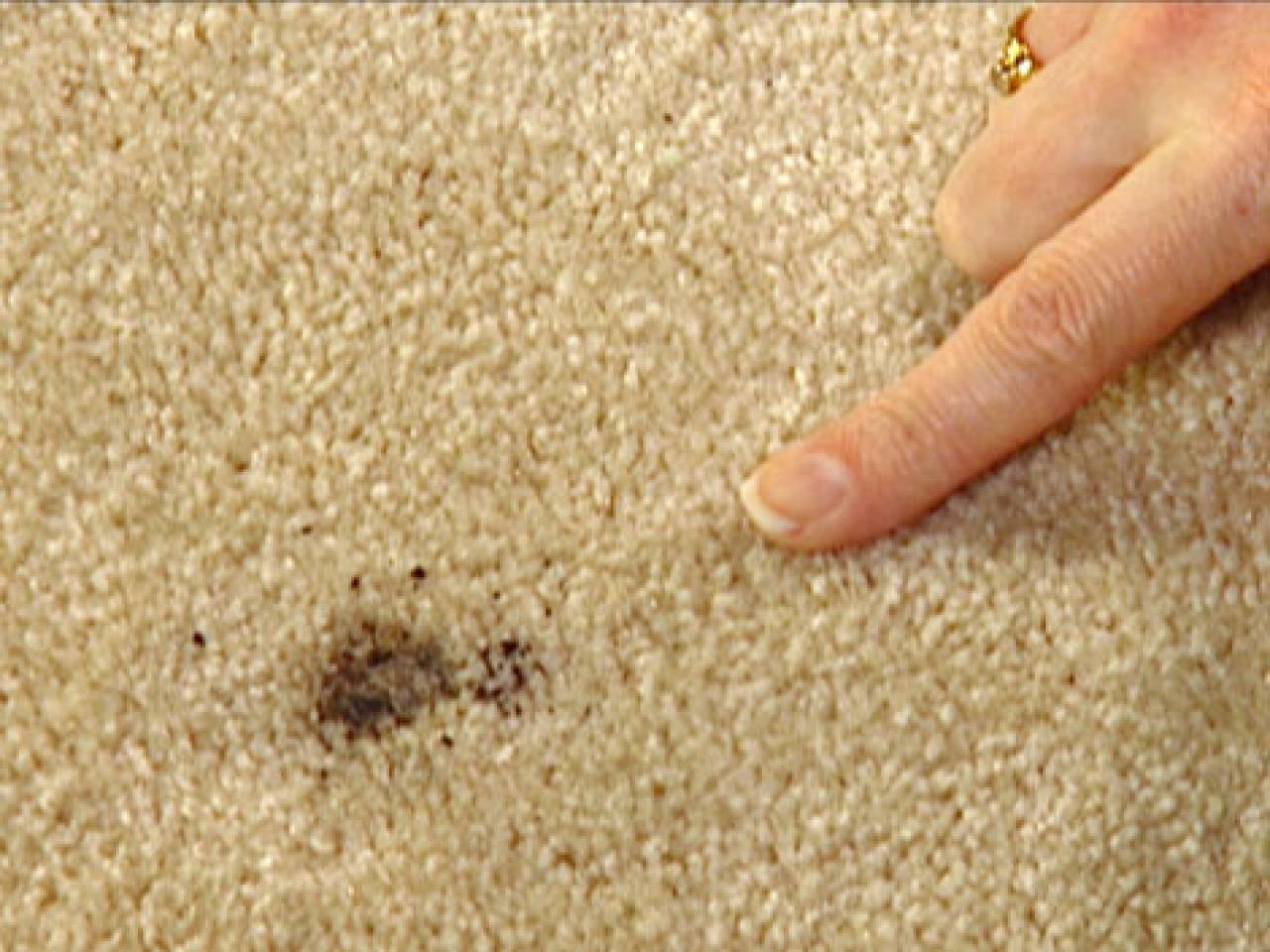 Carpet Damage