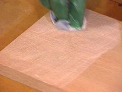 Whitewashing and Pickling Techniques | DIY