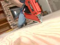 How to Install a Heated Hardwood Floor