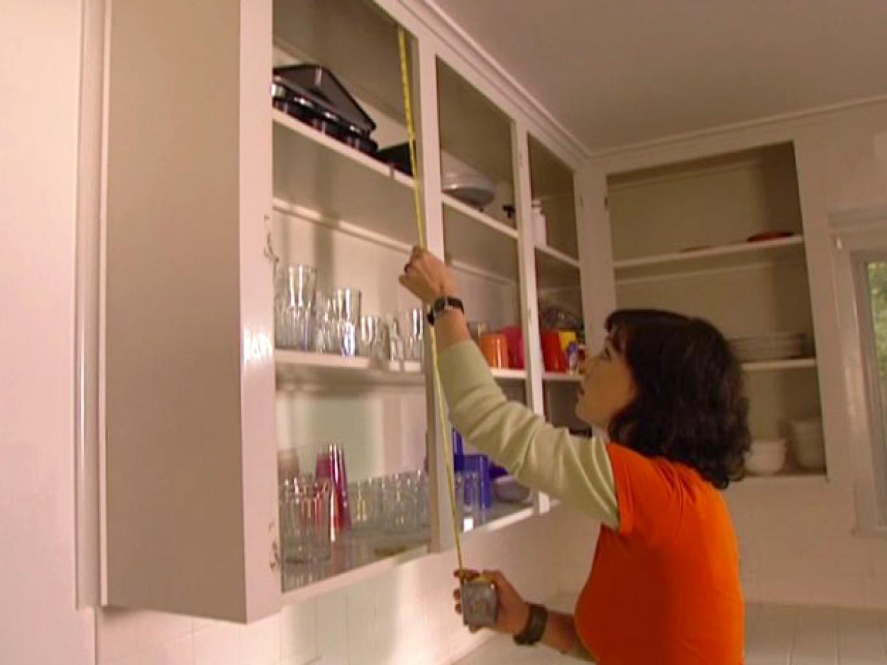 How To Apply Lip Molding To Cabinets How Tos Diy