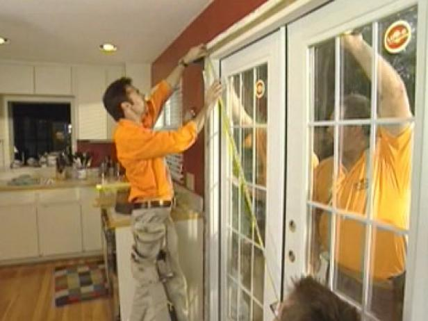 How To Remove And Replace Exterior French Doors How Tos Diy