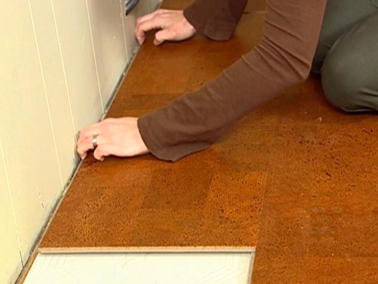 Natural Cork Flooring DIY - Best price on cork flooring