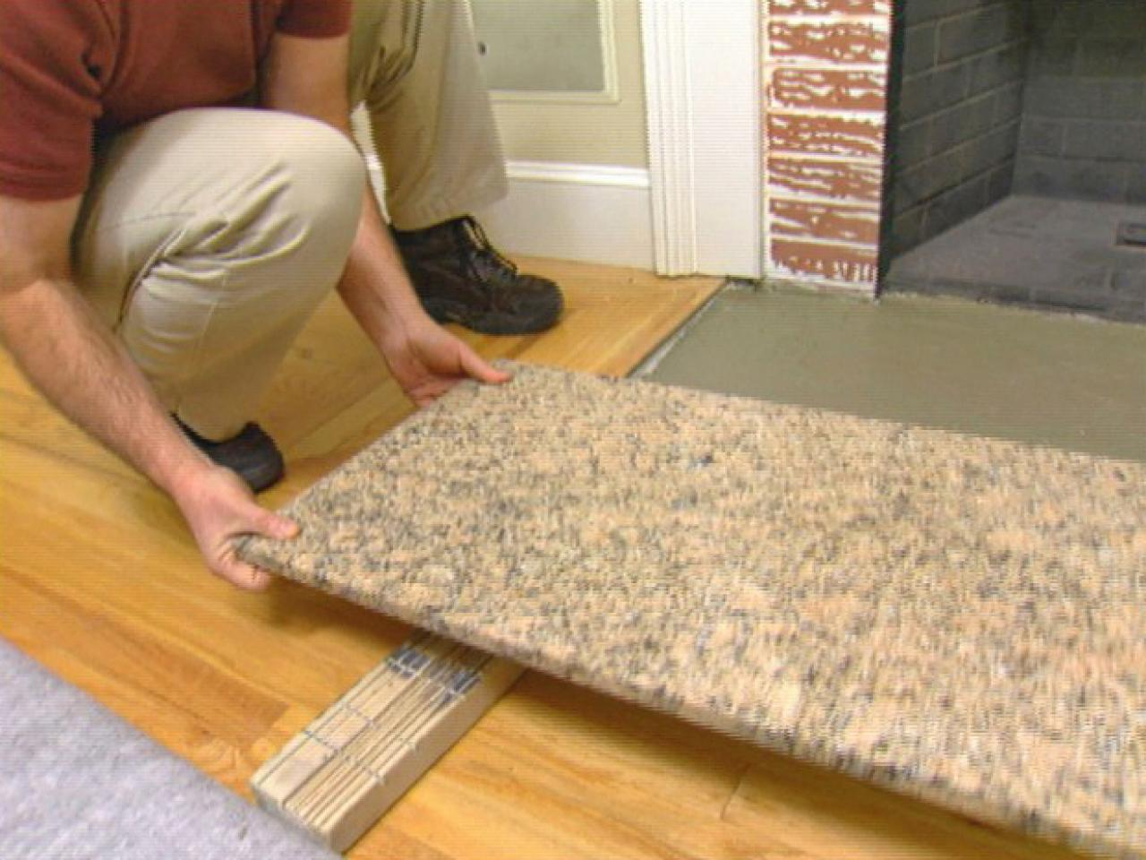 refacing a fireplace with tile. Install The Hearth Stone Reface A Fireplace With Stone Veneer  How Tos DIY