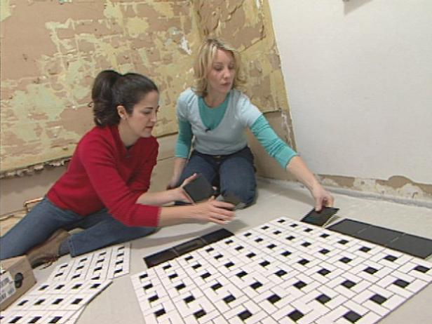 How to install a mosaic tile floor how tos diy step 1 ppazfo