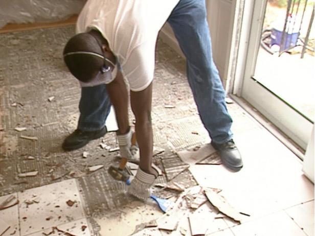 How To Prep For A Slate Floor How Tos Diy