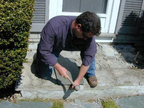 How to Revamp a Front Step