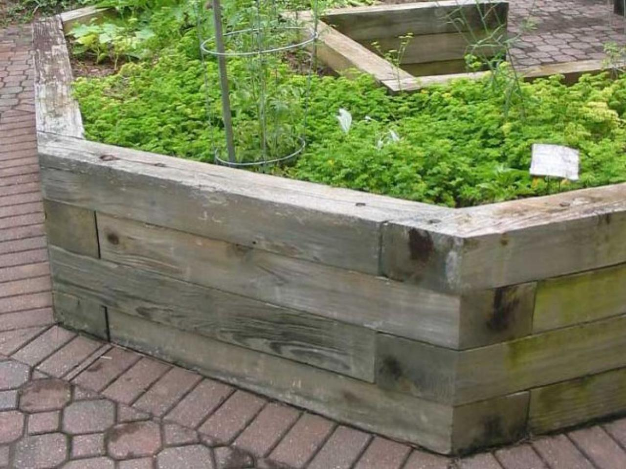 Raised Beds Make Gardening Easier