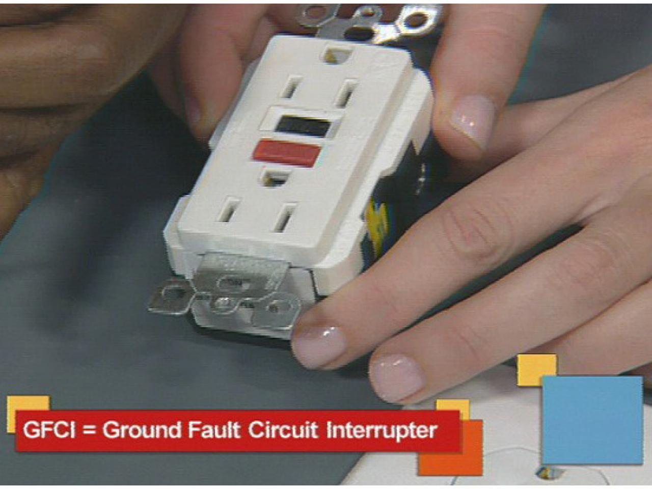 Install A Gfci Outlet How Tos Diy Circuit Wiring Diagram Check Home For Protection