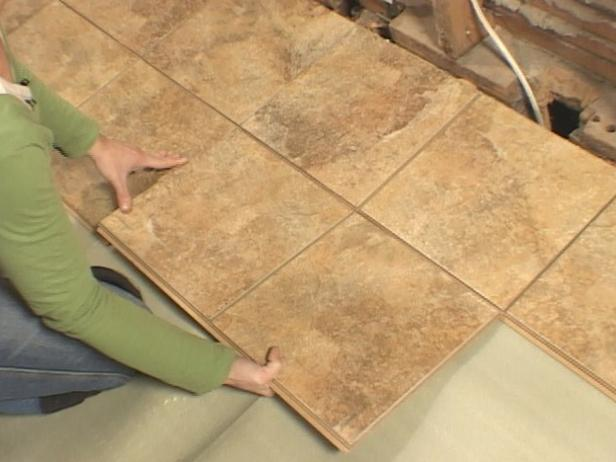 Snap Together Ceramic Tile Image collections - modern flooring ...