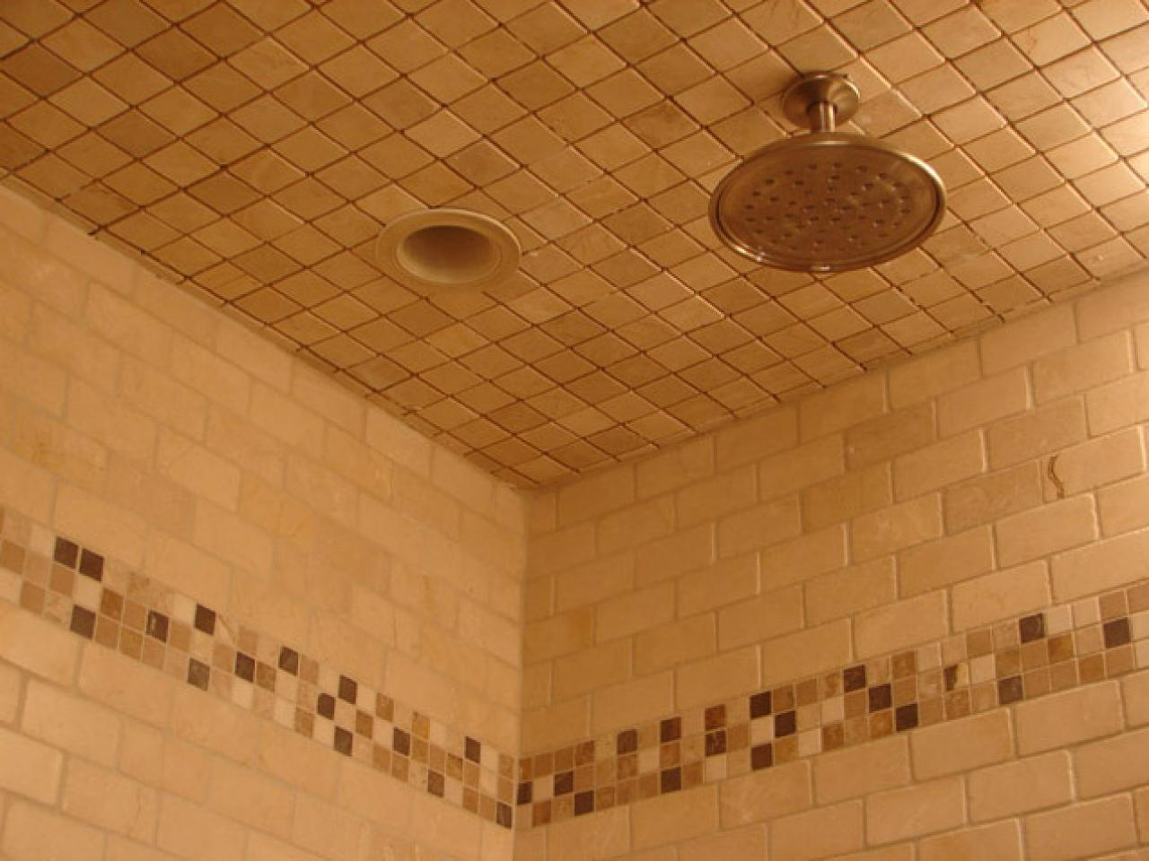 How to install tile in a bathroom shower how tos diy droc3134fyshowerhead04 dailygadgetfo Choice Image