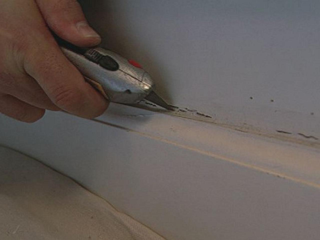 How To Repair A Water Damaged Wall Tos Diy