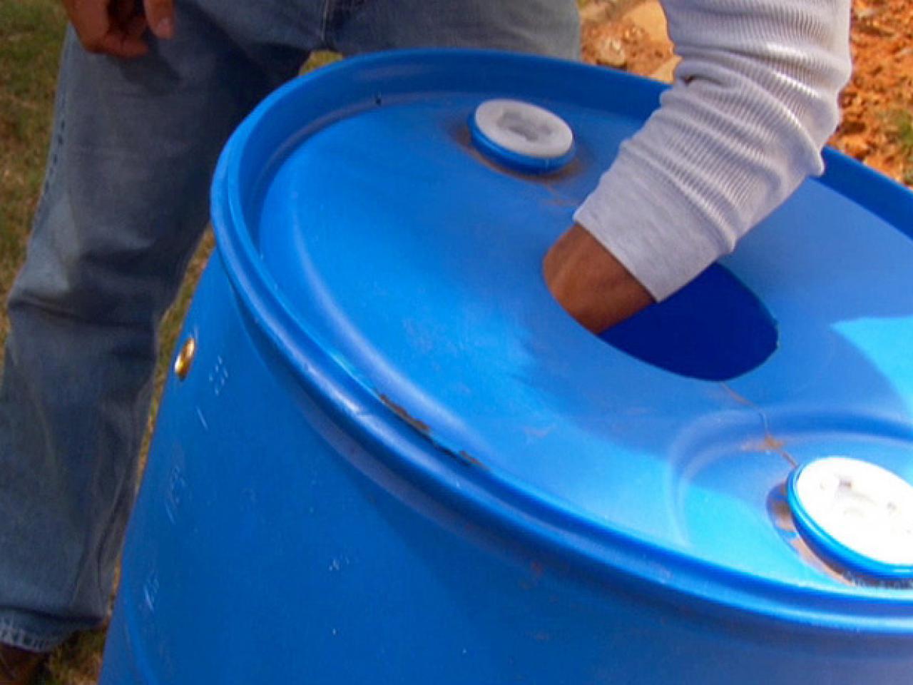 How To Create A Rain Barrel How Tos Diy