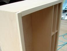 How To Build Custom Upper Cabinets