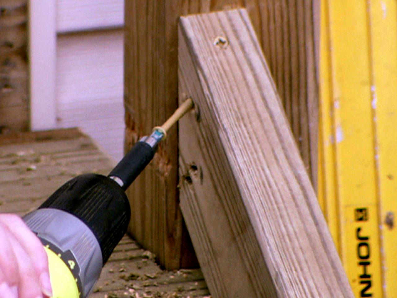 How to Build Exterior Stairs | how-tos | DIY