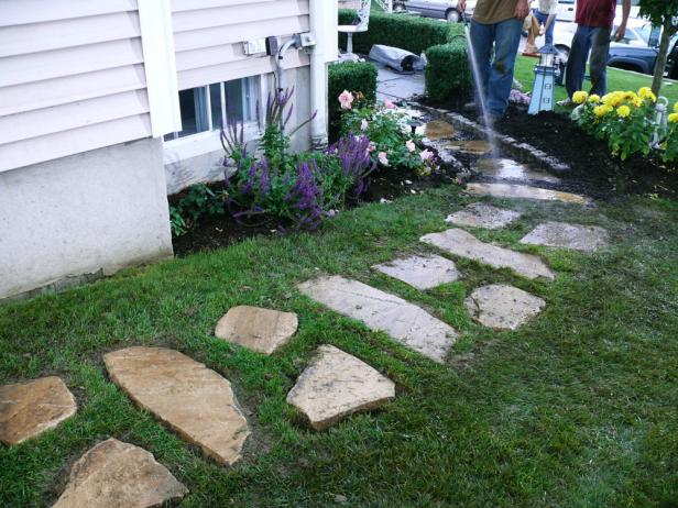DIY Walkway Design Ideas & Projects | DIY on cheap backyard ideas, backyard court ideas, small back yard landscaping ideas, backyard umbrella ideas, backyard steps ideas, backyard deck ideas, backyard bathroom ideas, backyard river ideas, backyard concrete ideas, backyard patio ideas, backyard landscaping ideas, backyard brick ideas, backyard block ideas, backyard water ideas, backyard entryway ideas, backyard wood ideas, backyard platform ideas, backyard pier ideas, backyard garden walkways, backyard passage ideas,