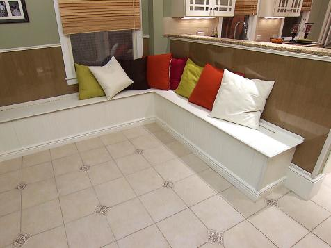 Fabulous How To Build Banquette Seating How Tos Diy Creativecarmelina Interior Chair Design Creativecarmelinacom