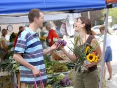 The organic Freedom Farmers' Market, which starts in March, will feature fresh local produce, baked goods, cheese and dairy, farm fresh eggs, prepared meals and fresh coffee.