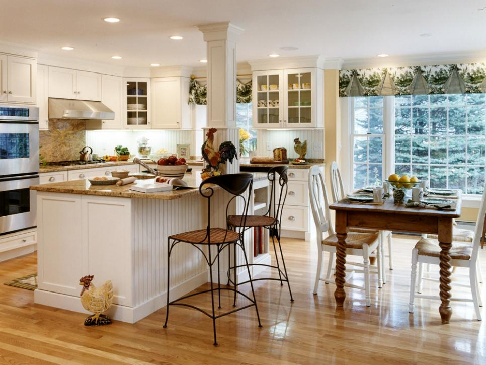 Guide To Creating A Country Kitchen