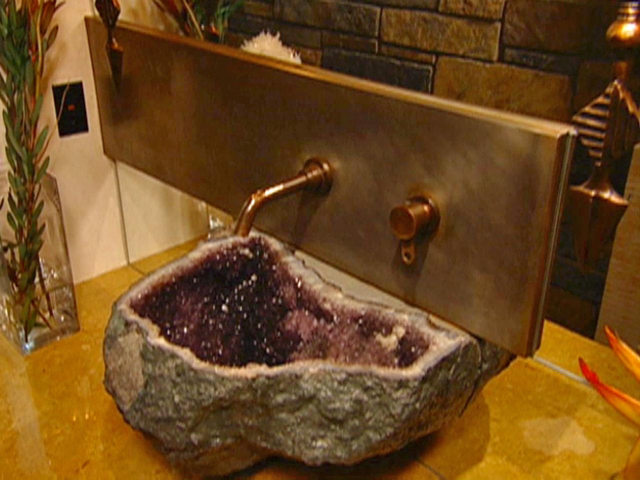 rocks in bathroom sink age bathroom sinks diy 20223