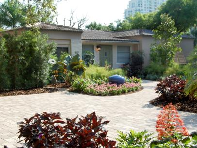 maximum home value landscaping projects driveways hgtv