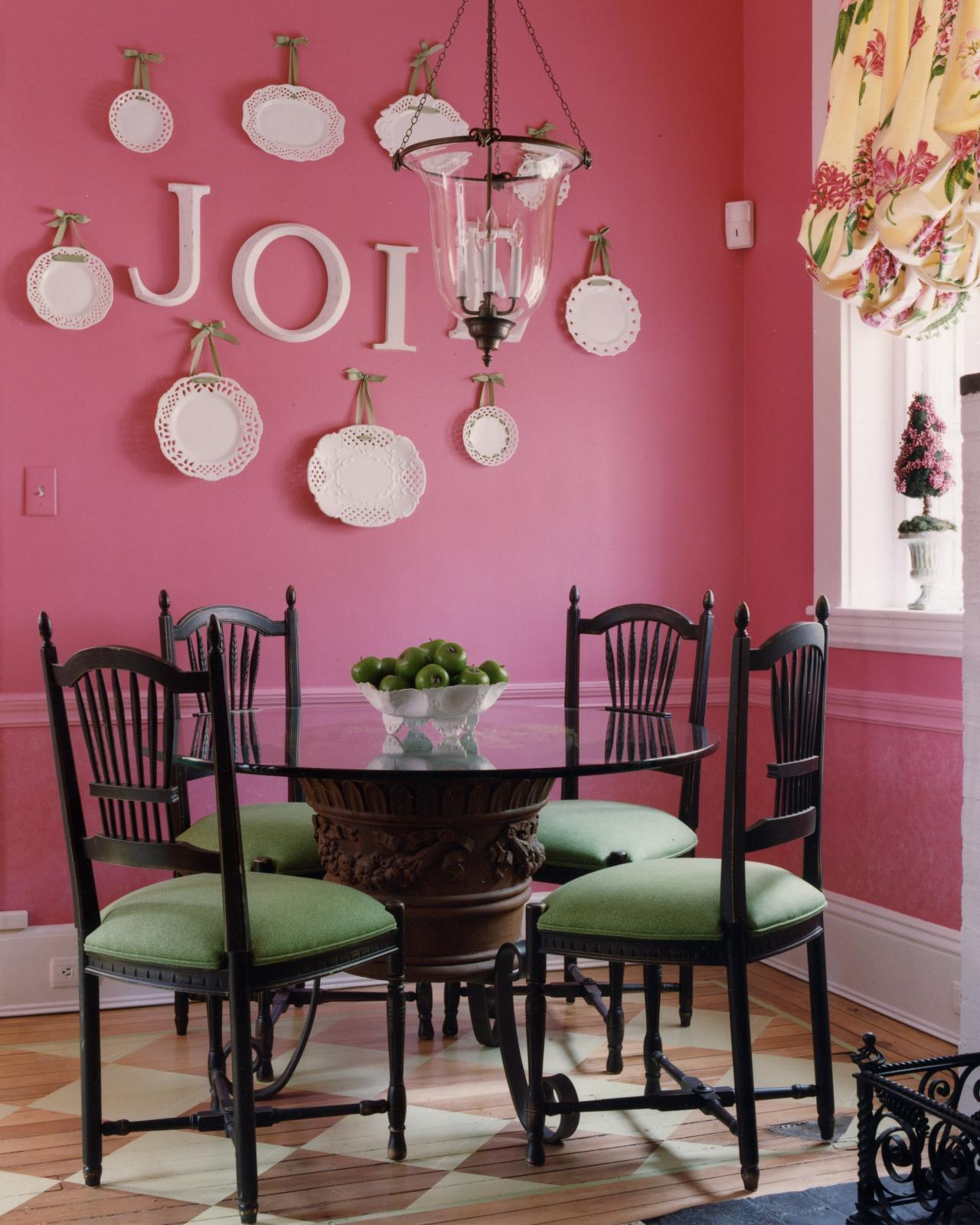 Dining Room Color Scheme Ideas Part - 47: How To Choose A Color Scheme: 8 Tips To Get Started