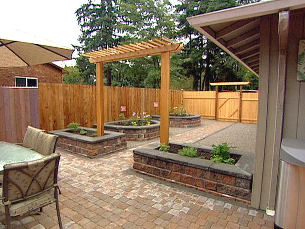 Upgrading the Side Yard | DIY on Side Patio Ideas id=74570