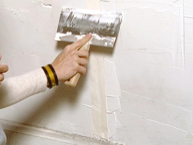 How To Repair A Plaster Wall Tos Diy
