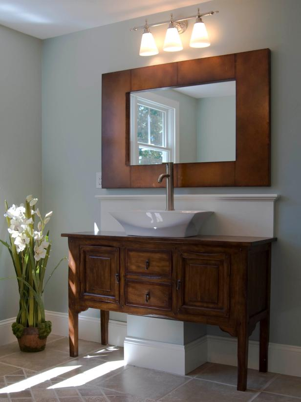 20 Upcycled And One Of A Kind Bathroom Vanities Diy