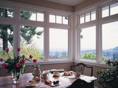 Knowing the window frame's makeup and materials can help you make a better choice.