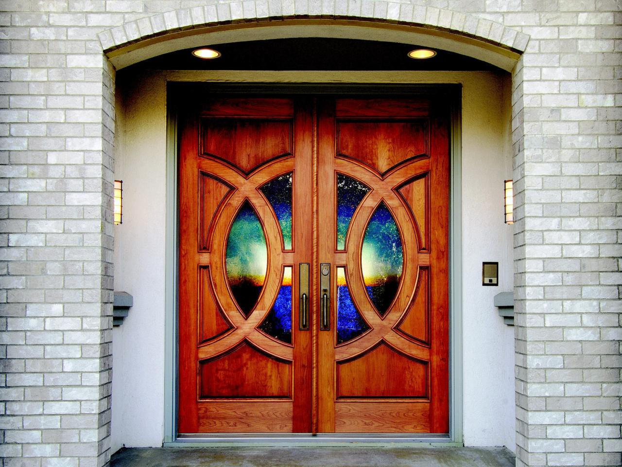 Ci Simpson Door Modern Entry S4x3