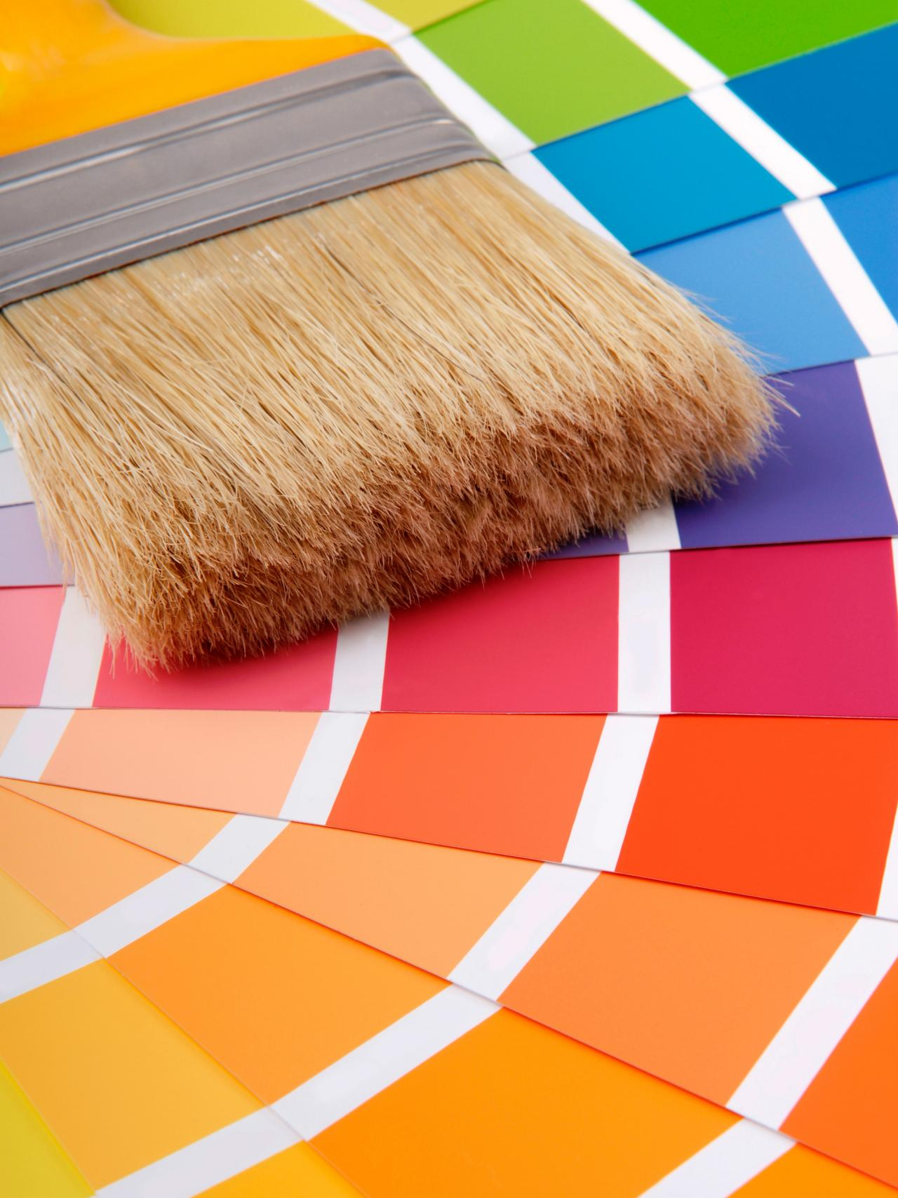 How To Select The Right Paint And Color For Your Home