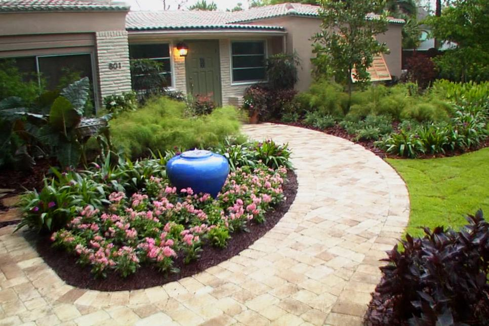 Front yard landscaping ideas diy for Front yard landscaping ideas
