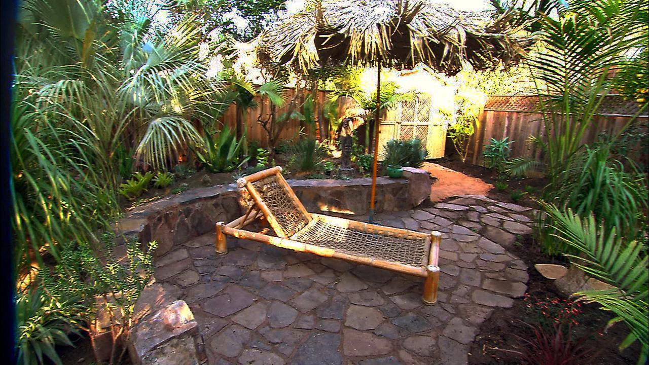 Garden Landscaping Ideas | DIY Landscaping | Landscape ... on Palm Tree Backyard Ideas id=64527