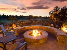 stone news landscaping outdoor fireplace contemporary franklin backyard fireplaces